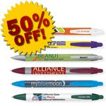 wide body BIC pen 50% discount