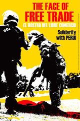 Solidaridad con Perú