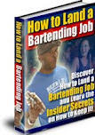 How to Land a Bartending Job