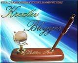 Blogger díj Karesztől