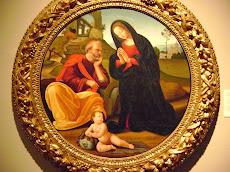 Pintura de la Familia de Jesucristo