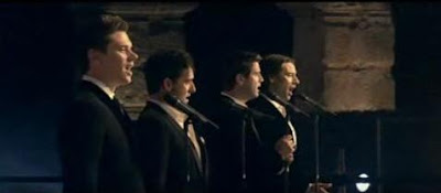 Treasure every moment il divo singing amazing grace at the coliseum in rome - Il divo amazing grace video ...