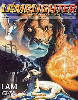 Jesus the Lamb and Lion