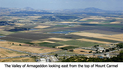The Valley of Armageddon