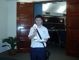 Pertandingan Mengarang Pena Emasku 2007