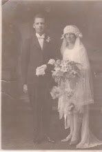 My grandparents  - Isabel and Reg