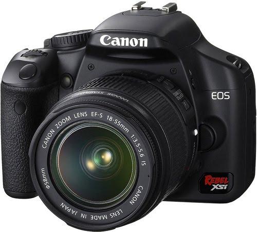Manual Canon Eos Rebel Xsi Portugues
