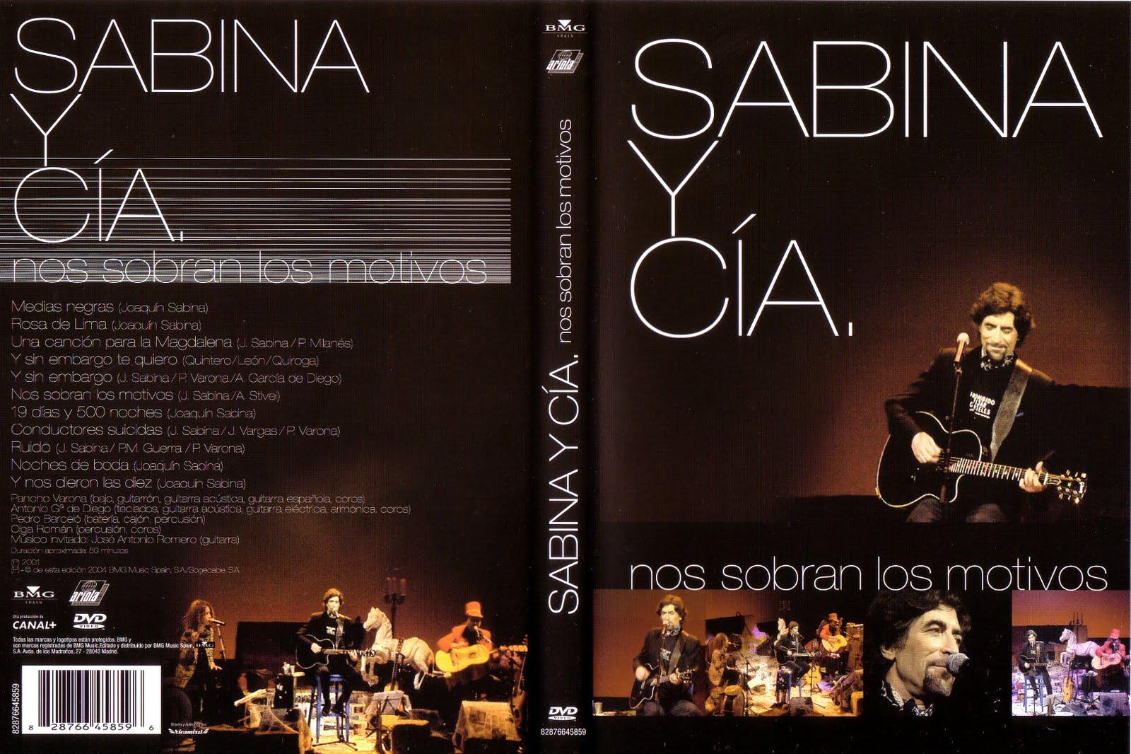 LETRA NOS SOBRAN LOS MOTIVOS - Joaquín Sabina