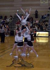 Varsity BBall Game 2010