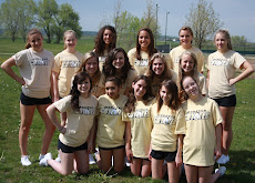 Monarch JV Cheer 2010/2011