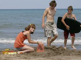 Beach Trip 7.22.07