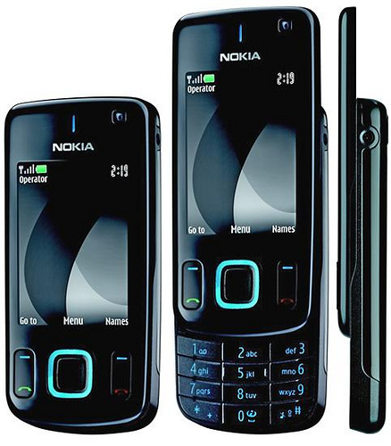 The Nokia 6700 Slide is a