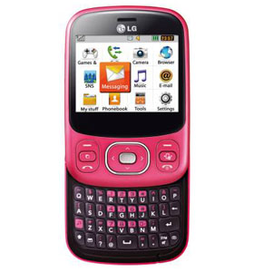 LG C320i Cell Phone - Gallery HandPhone