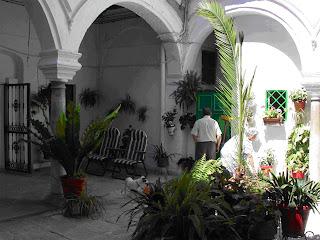 Club de los poetas vivos sue os de un patio andaluz - Un patio andaluz ...