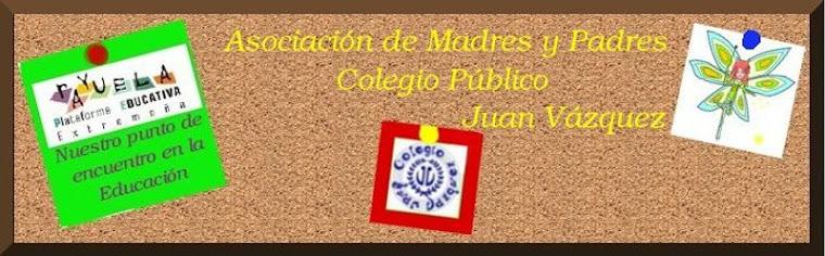 """A.M.P.A. del C.E.I.P  """"Juan Vazquez"""" Badajoz"""