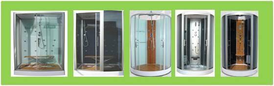 Cabinas De Ducha Instalacion:Baño con Ducha: Aurlane, las cabinas de hidromasaje más fáciles de