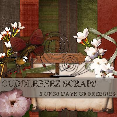 http://cuddlebeezscraps.blogspot.com/2009/07/5-of-30-days-of-freebies-those-of-you.html