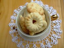 biscoitinhos de polvilho