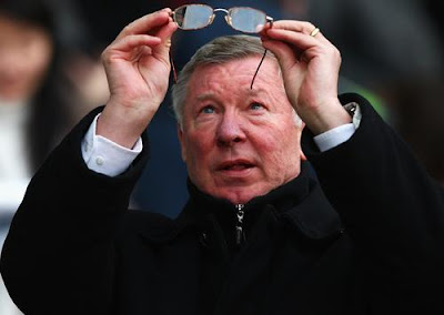 Sir Alex Ferguson - He never cheats