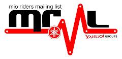 Mio Rider's Mailing List