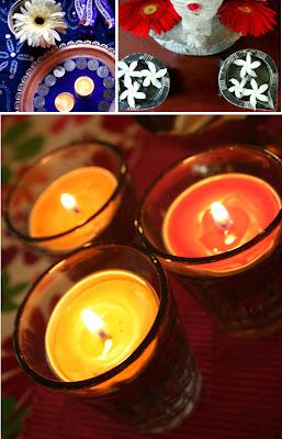 Rang decor interior ideas predominantly indian diwali for Interior decoration ideas for diwali