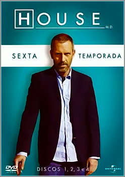Download House M.D 6ª Temporada DVD-R Dual Áudio