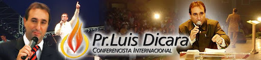 Pr. Luis Dicara -  Ainda há Pentecostes !!!