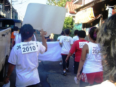Patakbuhin ang Migrante sa 2010