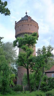 Opole - miasto pionów/Opole - vertical city
