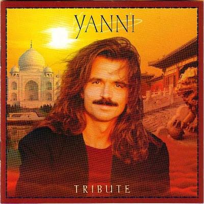 Baixar MP3 Grátis yanni tribute 1997 retail cd front Yanni   Tribute (1997)