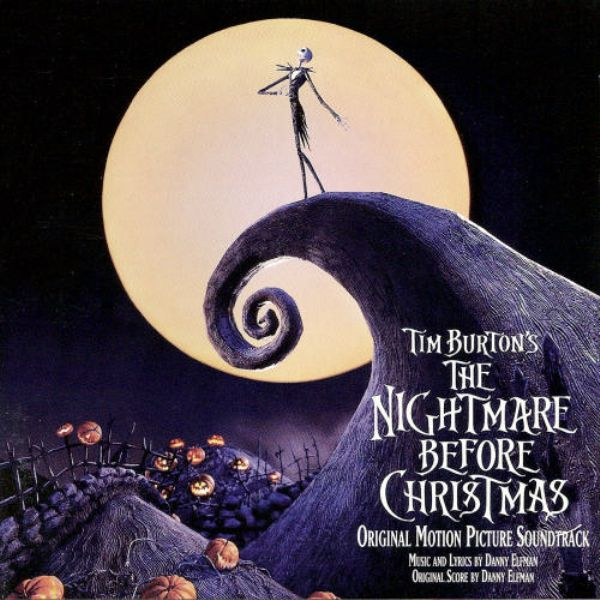 Music & So Much More: Danny Elfman - The Nightmare Before Christmas ...