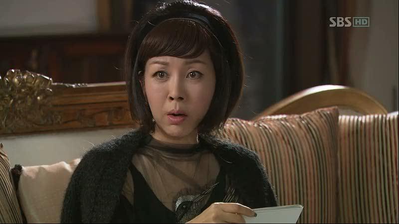 Ibu Joo Won bertemu dengan penyelidik, ia minta pria itu mengikuti Ra