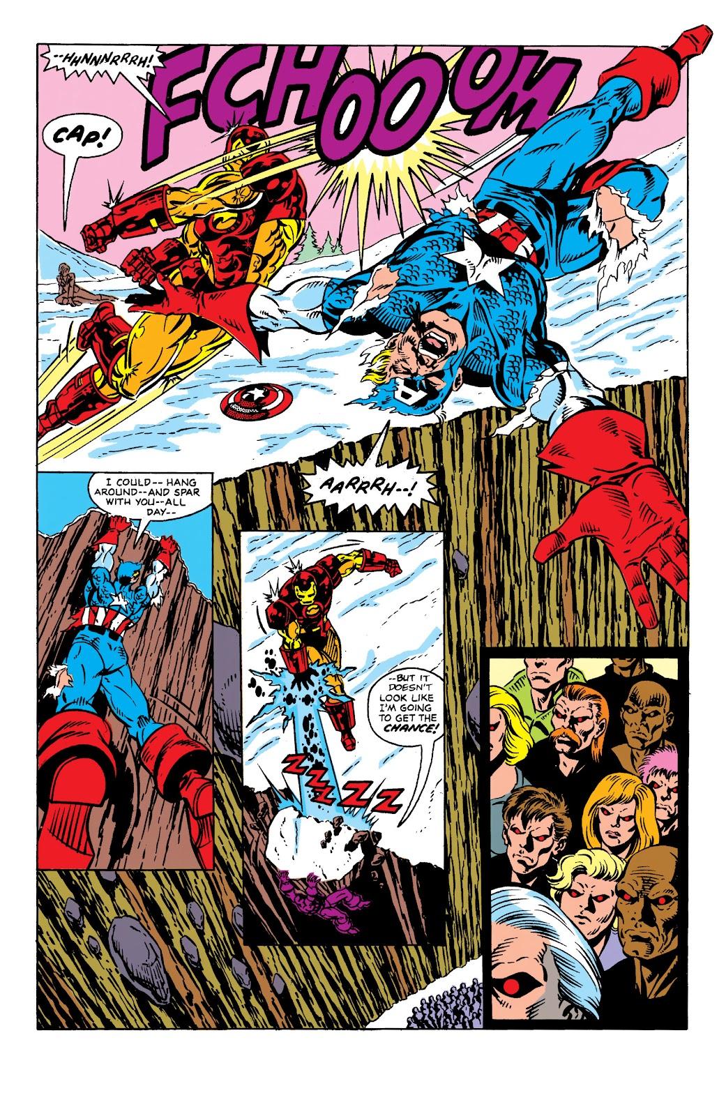 Captain America (1968) _Annual 9 #9 - English 21