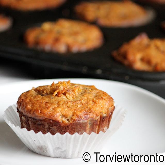 cornflake muffin