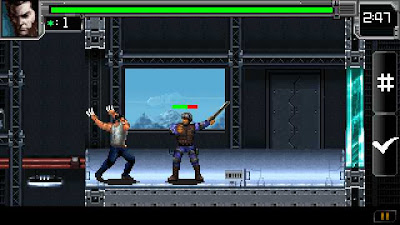 X-Men Origins Wolverine Nokia 5530