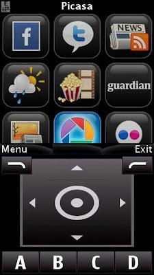 Snaptu Nokia 5800