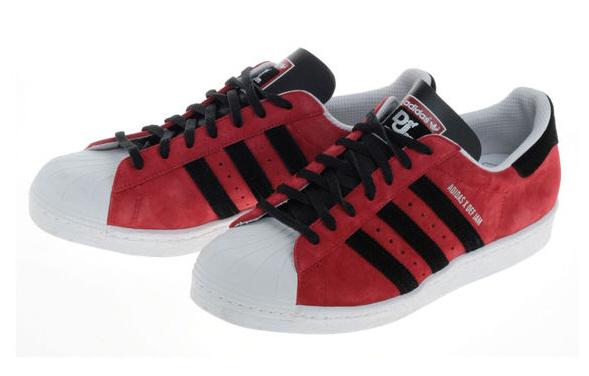 adidas superstar 80s x def jam sneakermag the sneaker blog. Black Bedroom Furniture Sets. Home Design Ideas