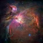 gases en el espacio