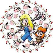 Farmer Girl in Harvest Moon