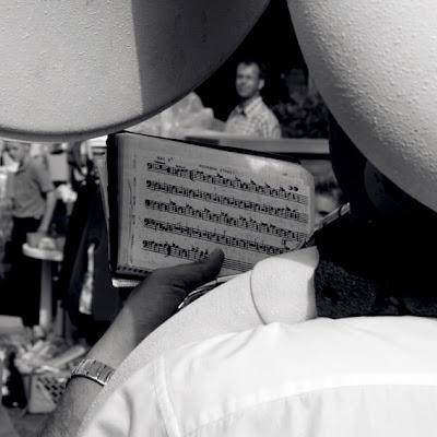 fanfare, Soubassophone, Souba, sousaphone, sousaphoniste, soubassophoniste, photo © dominique houcmant