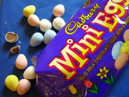 cadbury mini eggs. cadbury mini eggs.