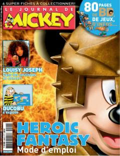 Journal de Mickey - Heroic fantasy