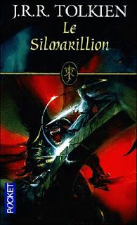 Le Silmarillion de J.R.R Tolkien, auteur du Seigneur des anneaux