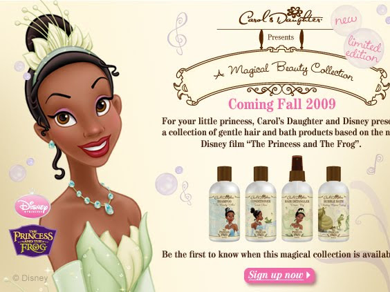 Carol's Daughter and Disney Proudly Announce an Exciting Collaboration!