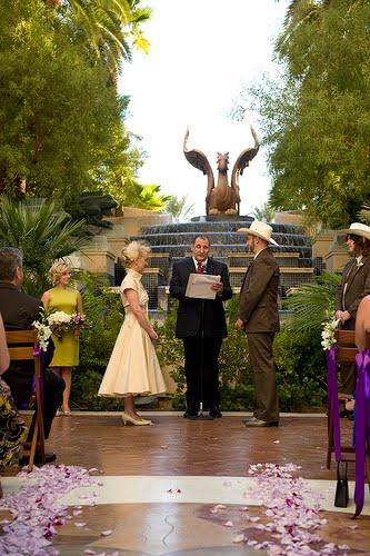 Vegas Wedding Story