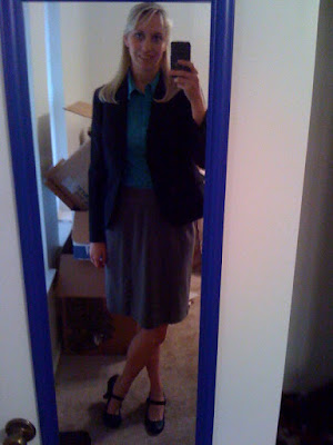 interview attire @ Brittany's Cleverly Titled Blog