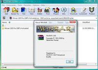 WinRAR v3.80 Pro Full updated on 26 april 2009