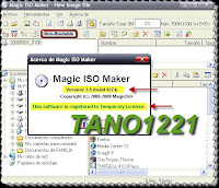 Magic ISO Maker 5.5 Build 0274 Final - Multilingual - Full