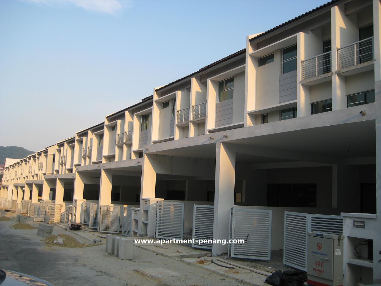 1 permai apartment for Terrace 9 classic penang