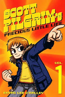 Scott Pilgrim's Precious Little Life Vol. 1 - Comic of the Day
